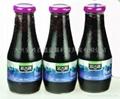 蓝百蓓有机野生蓝莓果汁300ml 3
