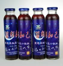 蓝颜知己蓝莓汁