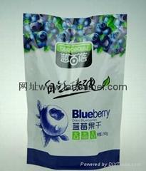 自然臻純藍莓果干240g
