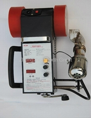 Seaming welder machine