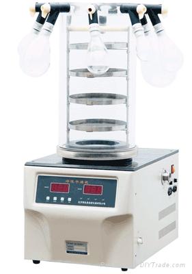 Hanging bottle Vacuum Freeze dryer