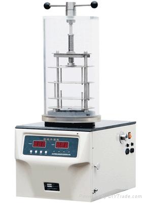 Gland type Vacuum Freeze dryer
