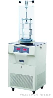Gland type Vacuum Freeze dryer 2