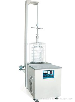 Medium size Vacuum Freeze Dryer  2