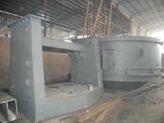 陝西電弧精鍊爐