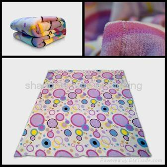 Micro coral fleece blanket  1