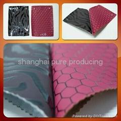 PVC sofa leather