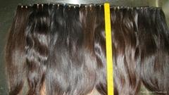 unprocessed virgin hair weft