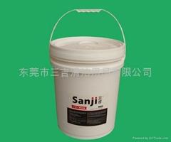 热销免抛光地板蜡、三吉二合一硬光蜡、金钢砂地板护理蜡水