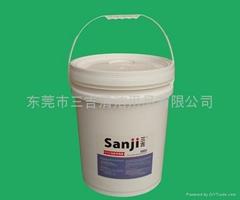 三吉pvc塑膠地板專用地板蠟水