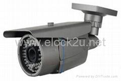 SONY EFFIO-E 650 TV Line Varifocal Hood Camera