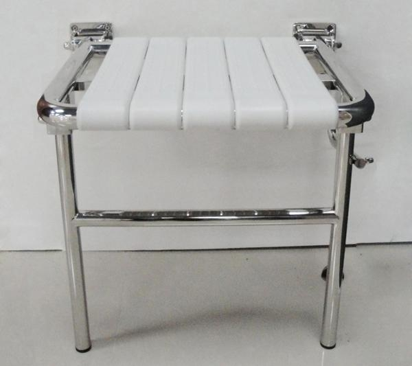 Beautiful Stainless Steel Shower Bench Ideas - Bathroom with ...