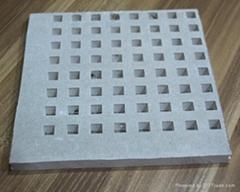 Acoustic Gypsum Ceiling Board