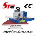 CE certificate rhinestone transfer machine 1