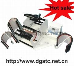 STC CE 4in1 cone and round mug heat transfer machine