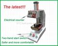 Small pneumatic heat transfer press