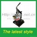 Small heat press machine