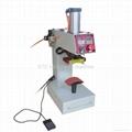 pneumatic hat heat press machine