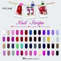 self-adhesive nail polish sticker 1