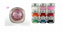 2012 colorful nail art,hot sale uv gel