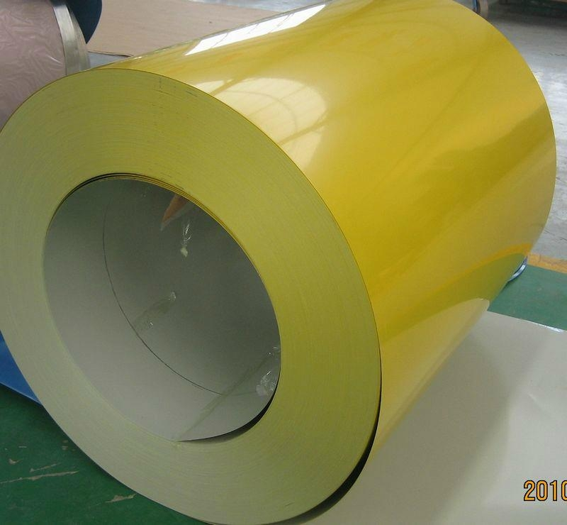 Pre-Painted Ga  anized Steel Coil 1
