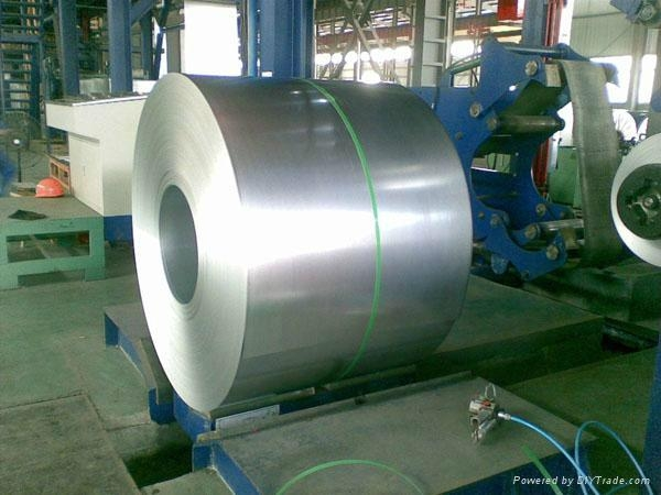 Hot-dipped Ga  anized Steel Coil 1