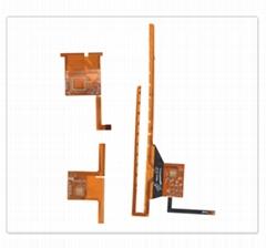 FPC flexible circuit board(Capacitance screen FPC)