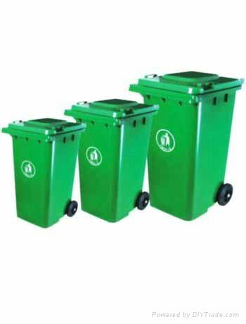 环保垃圾桶 1图片