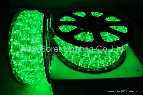 Led rope light environment friendly color green soret china led rope light environment friendly color green mozeypictures Image collections