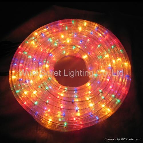 Led Rope Light Multi Color China Led Lighting