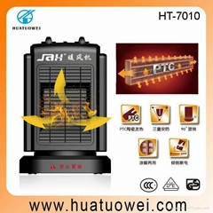 Cold winter office or home mini electric heater fan