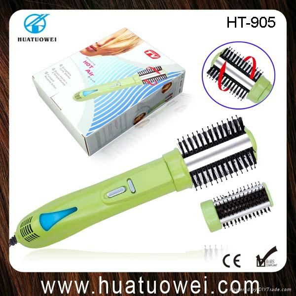 Female Home Or Travel Muti Function Rotating Styler Hair