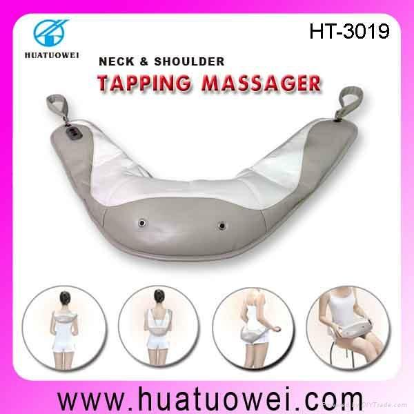 Automatic electric body massager belt 1