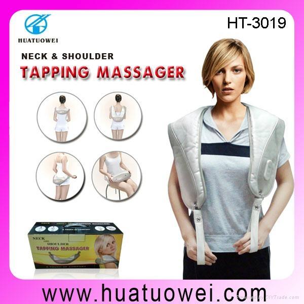 Automatic electric body massager belt 2