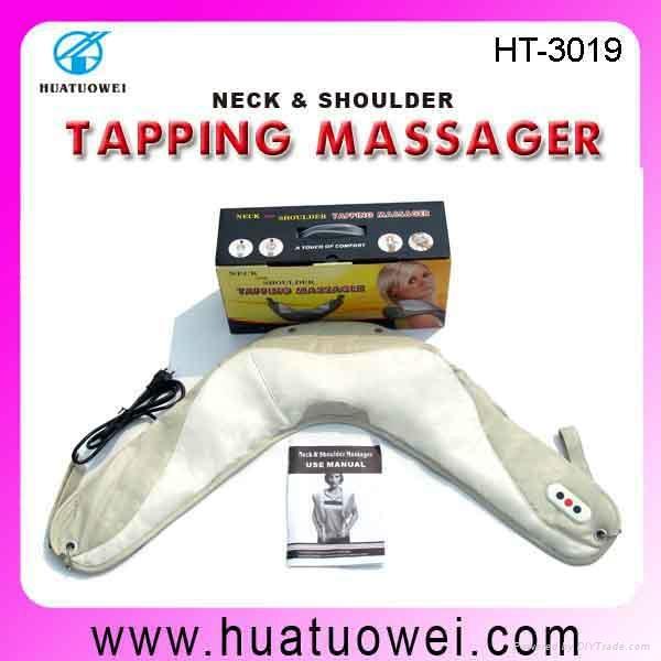 Automatic electric body massager belt 3
