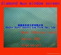 polyester mesh window screen net