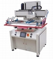 Fully Automatic Flat Round Screen Printer / Fully Auto Screen Printing Machine (Hot Product - 1*)