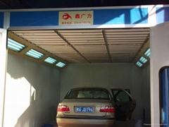 廣州汽車烤漆房