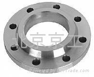 不鏽鋼304帶勁平焊/對焊法蘭