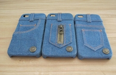 OEM  case with jeans covered for i p hone