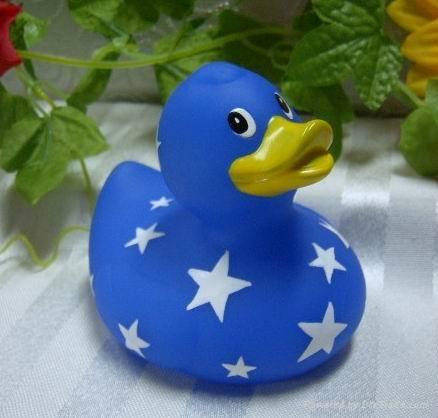 发光浮水鸭 2