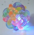 Knitted Rainbow Bouncing Ball  5