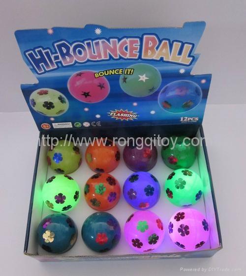 橡胶弹跳球 2