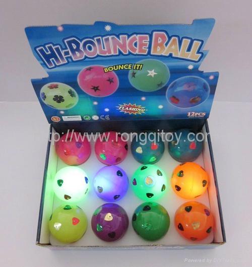 橡胶弹跳球 3