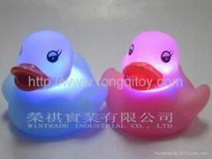 LED 發光鴨子