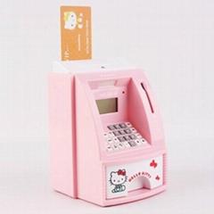 Kcal mini atm piggy bank