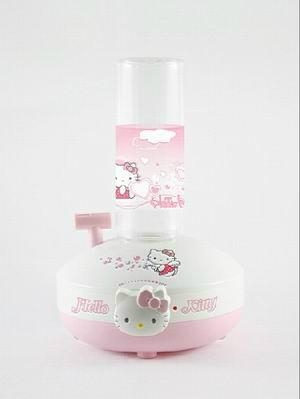 粉色超個性可愛hello kitty加濕器  2