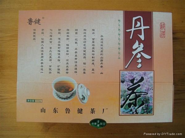 丹參茶 1