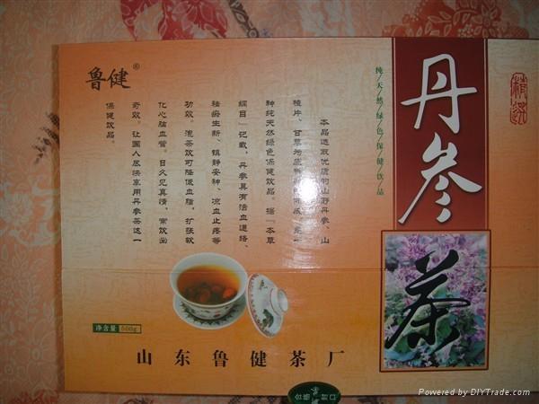 丹參茶 2
