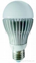 6w LED 球泡